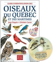 Guide d'identification des oiseaux du Québec et des Maritimes