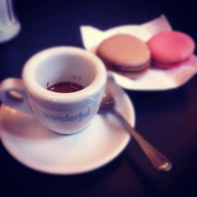 Ristreto Colombia @ Wonderful Café, SCL.