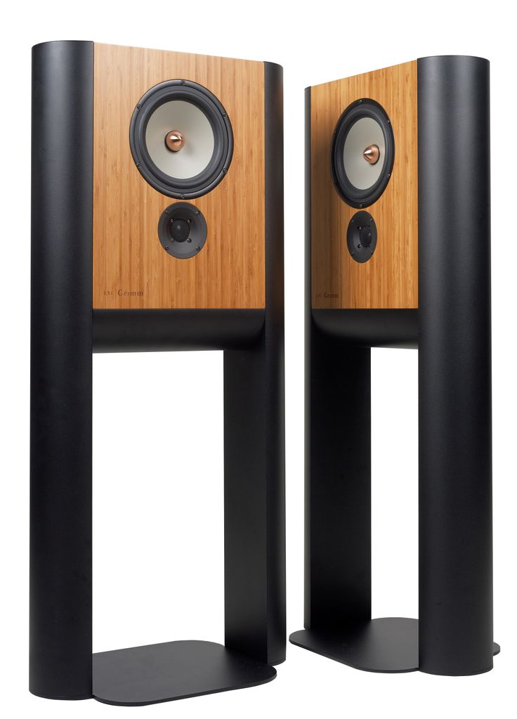 Grimm Audio LS1 Dark Brown Duo