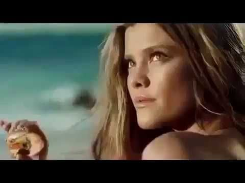Liked on YouTube: Sexy Carl s Jr Commercial with Topless Nina Agdal Super Bowl 2017 Commercials