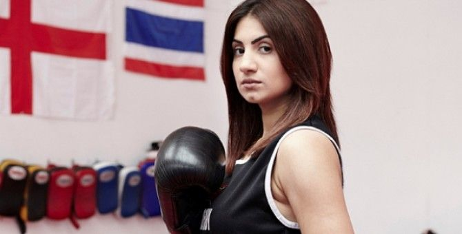 Also Boxing Boxing event Not Just For Men For Women