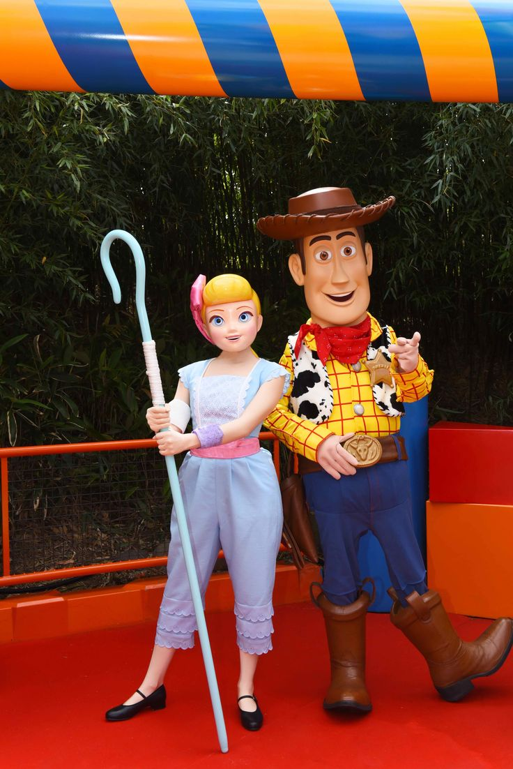 """First Look at """"Toy Story Play Days"""" at Disneyland Paris"""