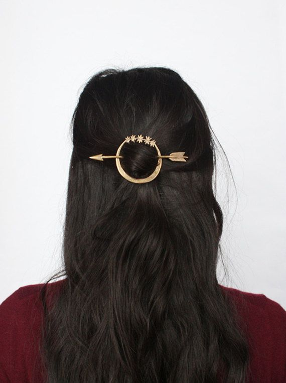 Hey, I found this really awesome Etsy listing at https://www.etsy.com/listing/189155931/artemis-hair-pin