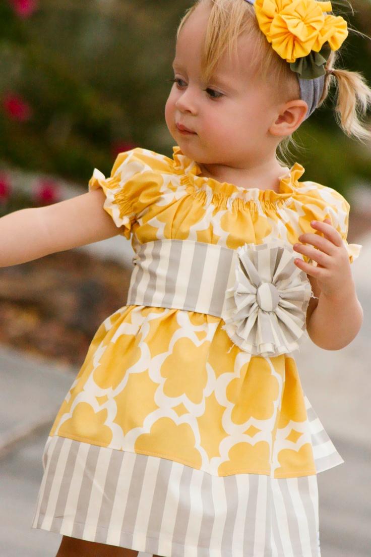 Sweet Sophia... Adelaide Original - Love this dress with matching headband