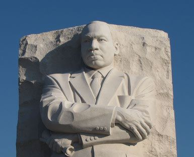 Martin Luther King, Jr. National Memorial in Washington, DC