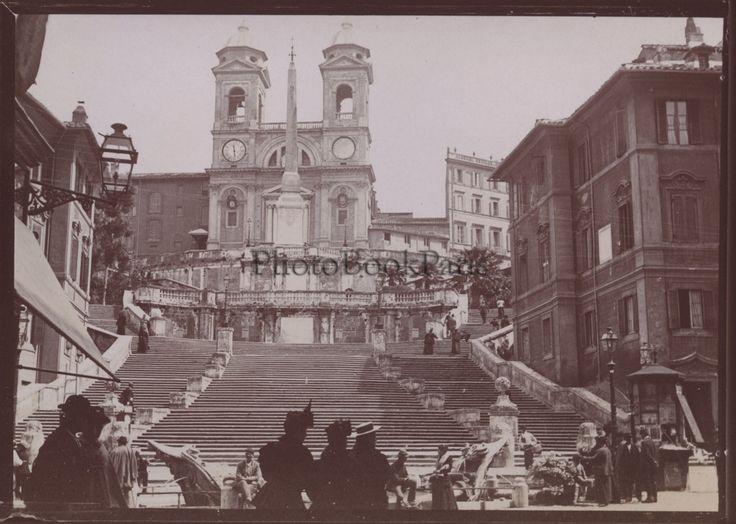 Piazza di Spagna (1898)