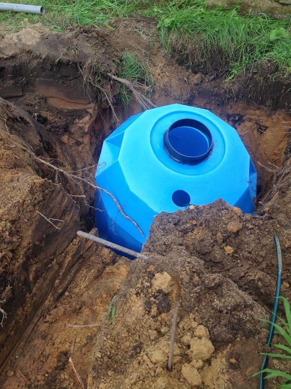Woda deszczowa do WC. Warto poczytać te posty - zbiornik+hydrofor i oddzielna instalacja.