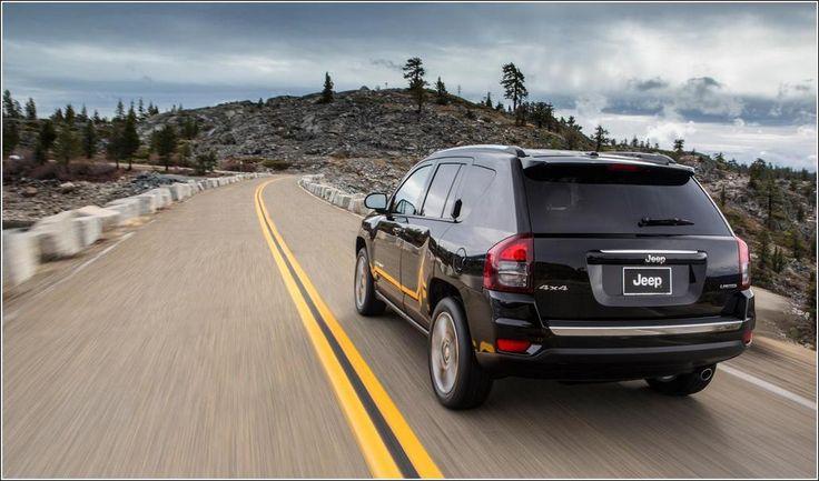 2014 Jeep Compass 4X4