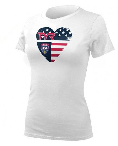 USA Women's water polo Tee, TYR t-shirt,