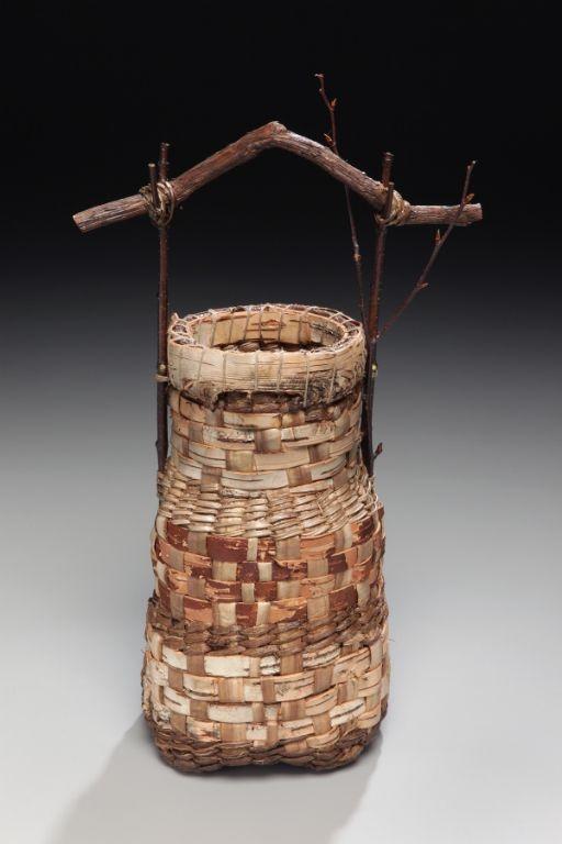 Basket Weaving Vancouver Bc : Mejores im?genes de cestos con varillas papel en