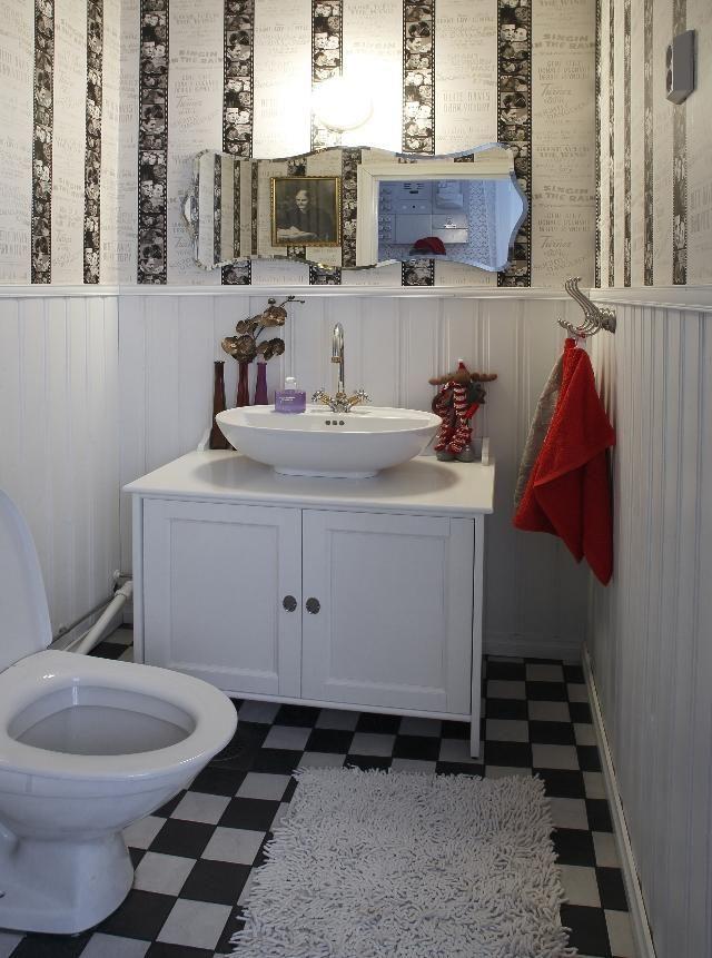 50-luvun tyylinen vessa | Unelmien Talo&Koti