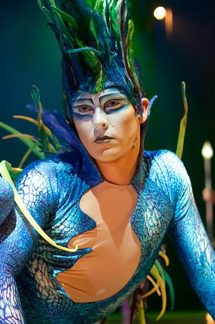 Cirque du Soleil - #SunorSinCity awesomeness!!
