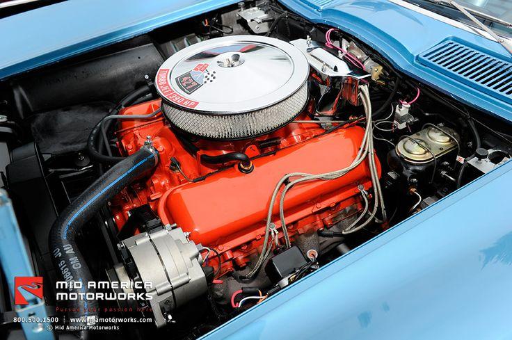 1967 Corvette 427 390 L36 427 Day Celebrating The 427