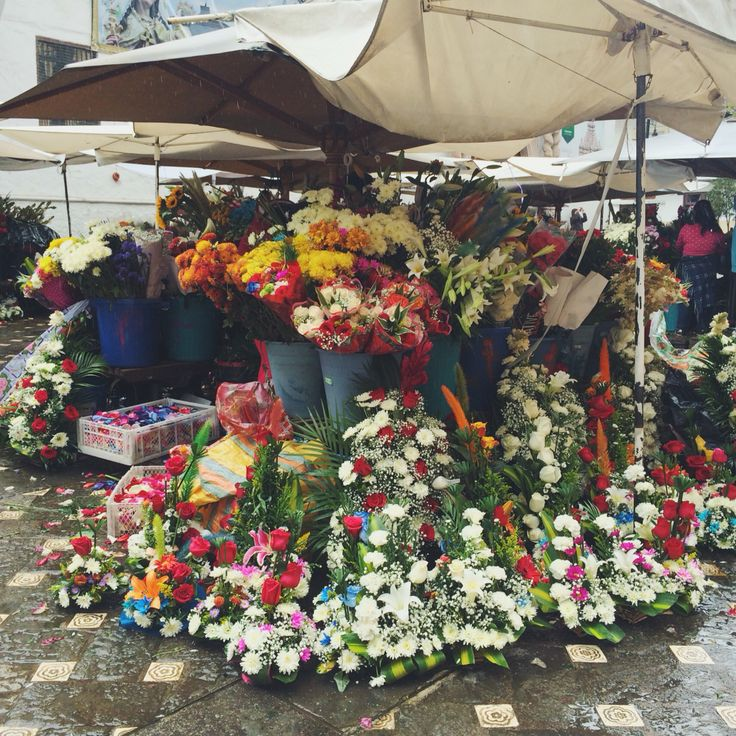Mercado de Flores  - Cuence