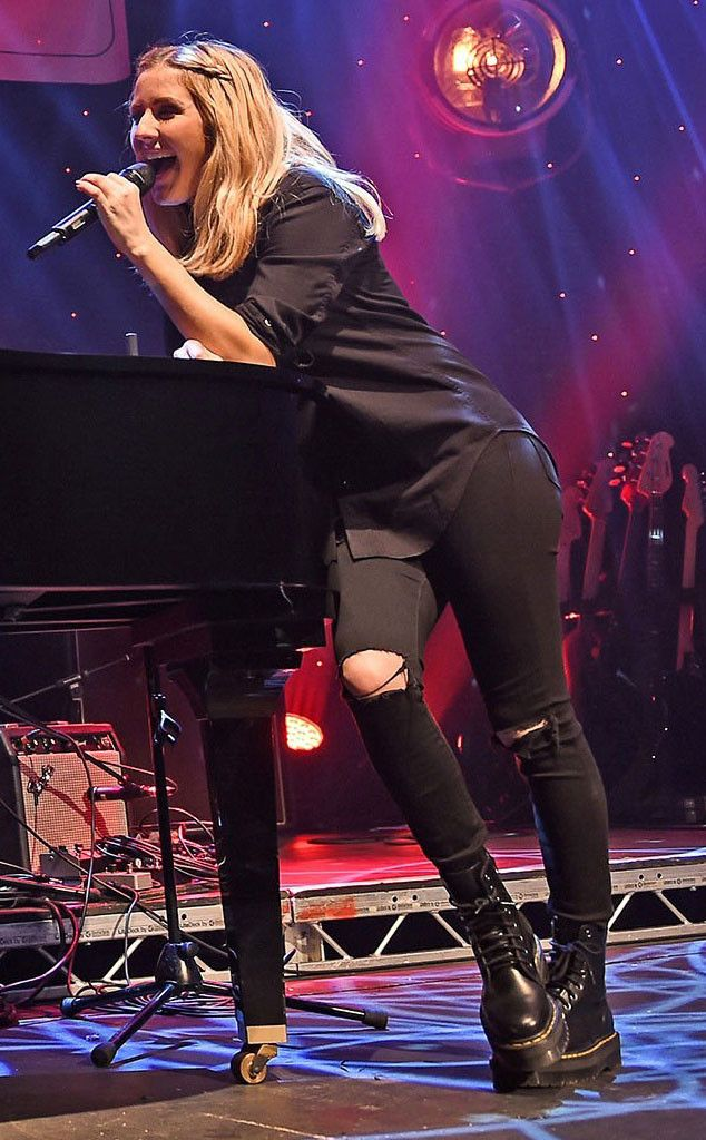 Ellie Goulding from The Big Picture: Today's Hot Pics   E! Online
