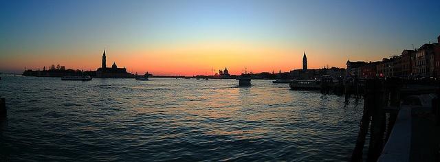 venezia panoramica by misterrusko, via Flickr