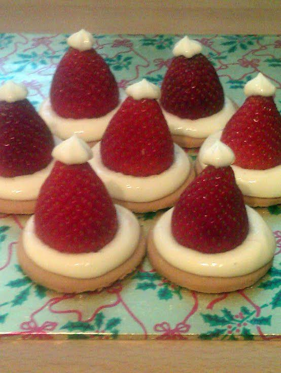 Use Nilla Vanilla wafers as base and fruit pizza cream cheese recipe for frosting