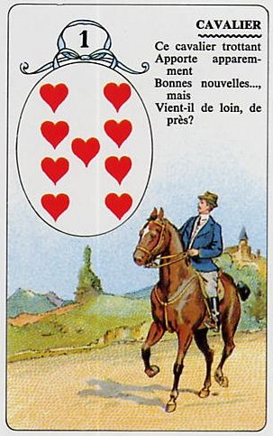 Signification des cartes Lenormand par Moony