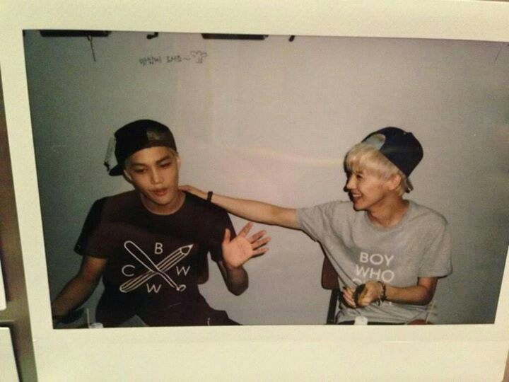 BWCW seems like kai wants the distance...