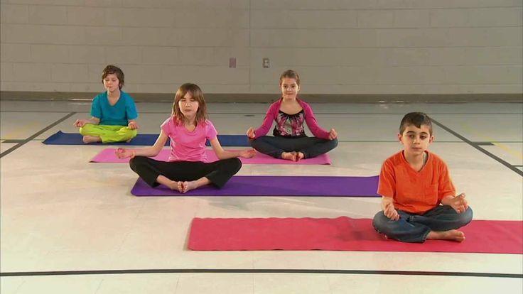 yoga - papillon