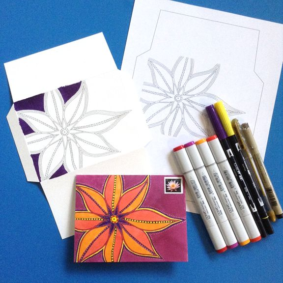 How To Paper Craft Flower