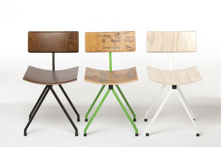 Chairs | Andrew Missen | Nidus Furniture