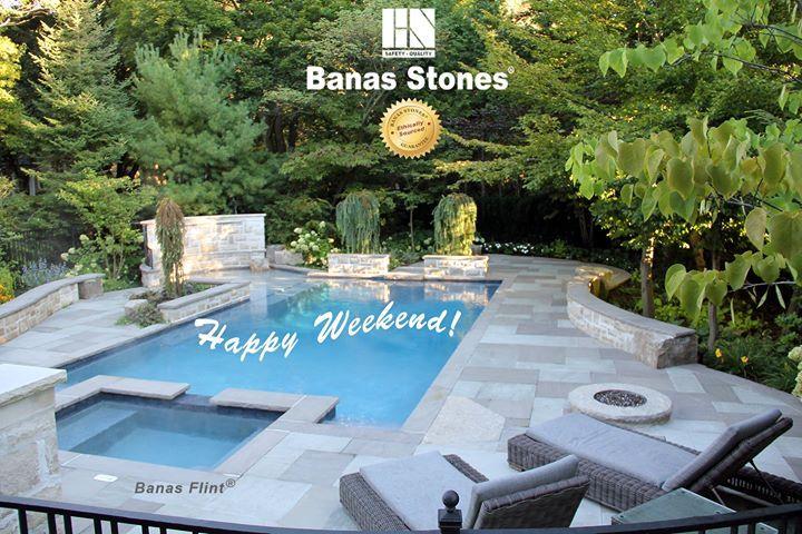 Happy Labor Day #Weekend! :)  #naturalstone #sandstone #limestone #granite #coping