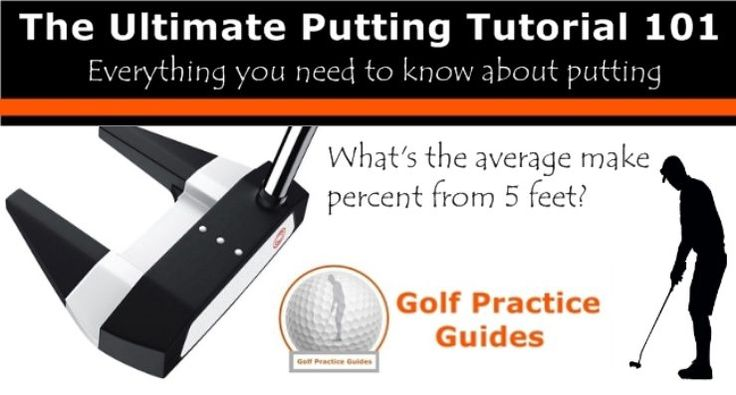 This 8,000 word guide will cover everything a beginner needs to know about putting and improving their putting skills to shoot lower golf scores. Enjoy.