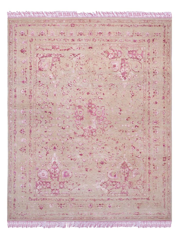 Dream Hand-Knotted Rug by Safavieh Couture at Gilt