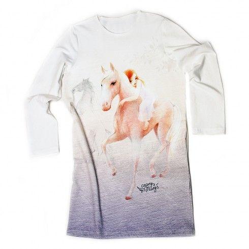 mój KOŃ - Czary Maryś dress horse