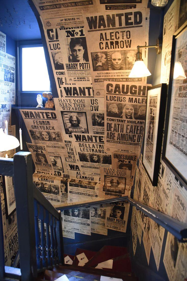 Harry Potter Exhibition London Places London The Good Place