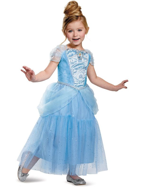 Disney's Cinderella Deluxe Child Costume