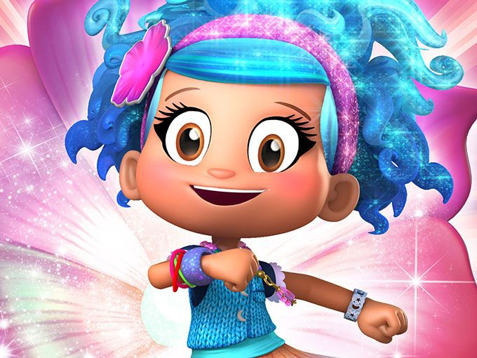 Saban Brands' CEO says Luna Petunia, its new preschool co-pro with Cirque du Soleil, goes beyond the shine to teach kids that all will be just fine. And helping to deliver the message are a second-season greenlight and full licensing program on tap.