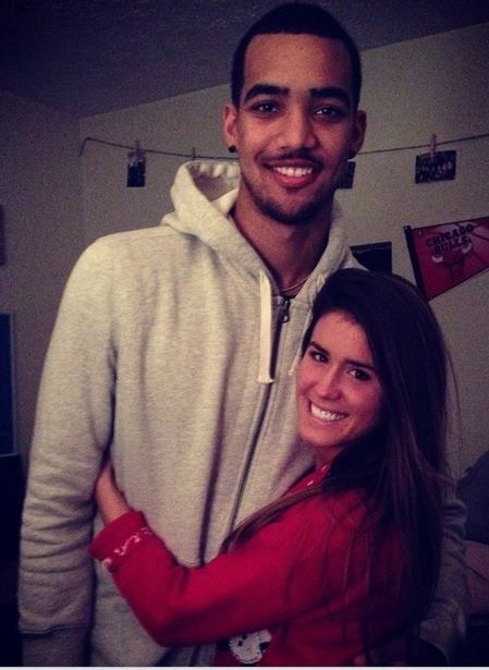University of Kentucky player Trey Lyles is dating soccer player Olivia Jester