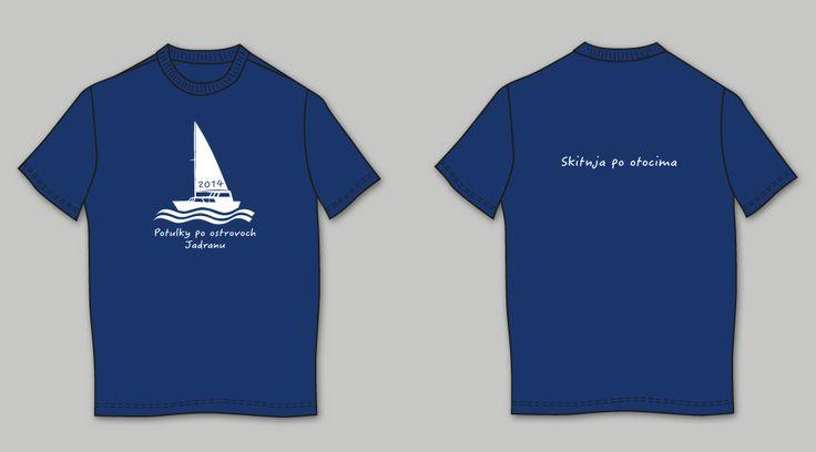 graphics on t-shirt