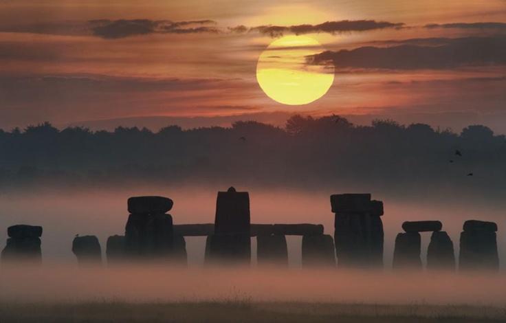 Mystical Stonehenge