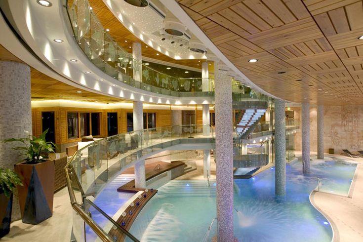Sport Wellness Mountain Spa, el destino perfecto para los amantes de la hidroterapia, el descanso y el relax