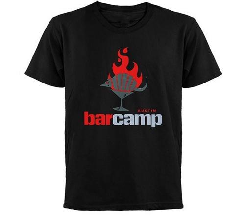 Barcamp Austin  - startup t-shirt