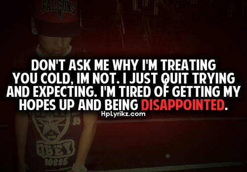 quotes about disappointment in family - Bing Images