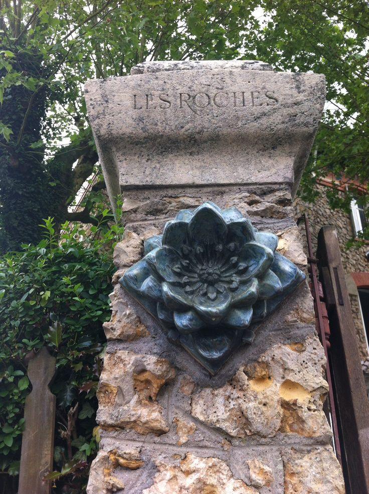 Villa Les Roches d'Emile André au Parc de Saurupt à Nancy - 1902 - Les visites de Lucie - visites guidées - école de Nancy - art nouveau - tourisme - découvrir - visiter - patrimoine - architectures