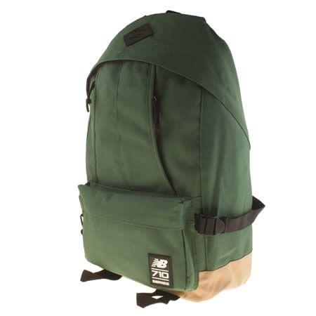 vans canvas - New Balance 710 Backpack - Summit - Green | �� la mode | Pinterest ...