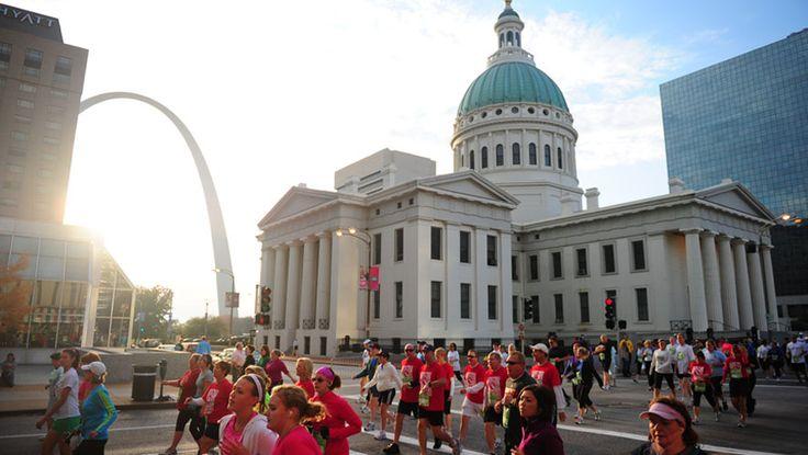 St Louis » Rock 'n' Roll Marathon Series- First Marathon in October?