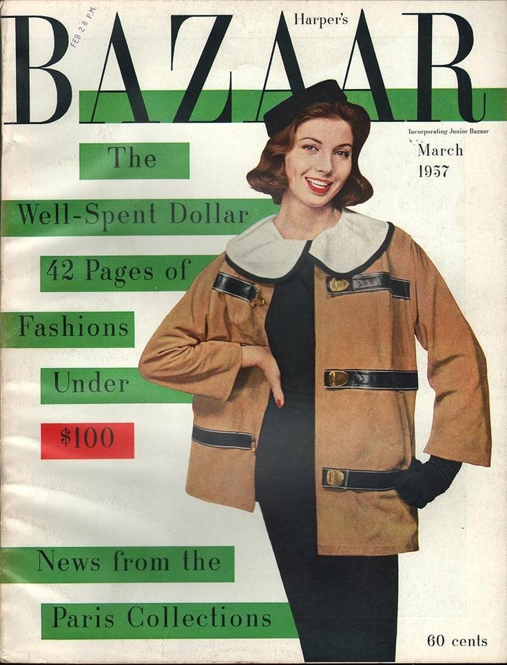 17 Best images about Harper's Bazaar 1930's 1940's 1950's on ...