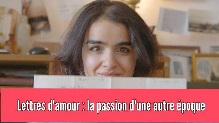 Lettres d'amour: la passion d'une autre époque #french #loveletters #antiques #vintage #vintagestyle #typewriters #love #letters #poetry #fleamarket #antique #christineestima