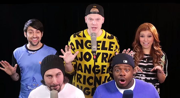 ANDPOP | Pentatonix Join The Cast of Pitch Perfect 2