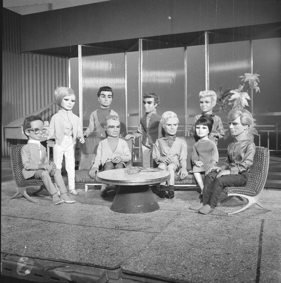 Best World Of Gerry Anderson Images On Pinterest Sci Fi