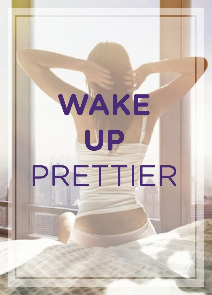 Check out these 11 easy tips for waking up gorgeous! #healthyliving #sleeptips