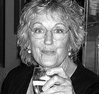I'm sure she'll love that picture, but anyway .. Germaine Greer.  Faulty, for sure. But that's part of the message.