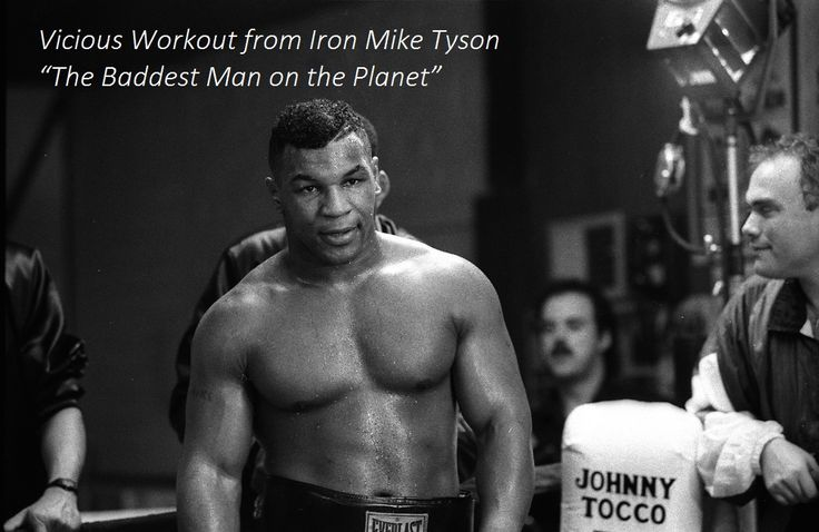 Mike Tyson Daily Workouts Routine - Secret Reveals