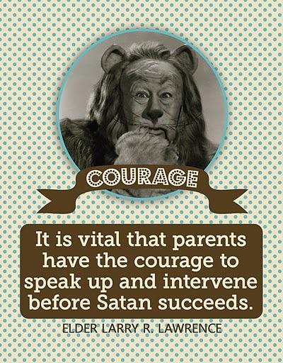 Courageous parents: Courage Parenting, Relief Society Handouts, Quotes, Great Idea, Courageous Parenting, My Life, Life Today, Parenting Lds, Lds Parenting